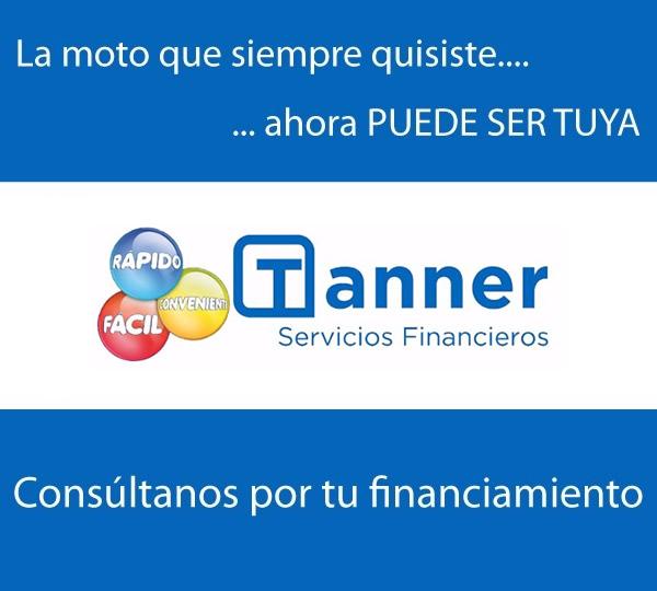Tanner. Servicios financieros