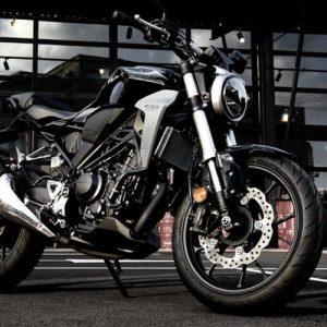 Motos Naked